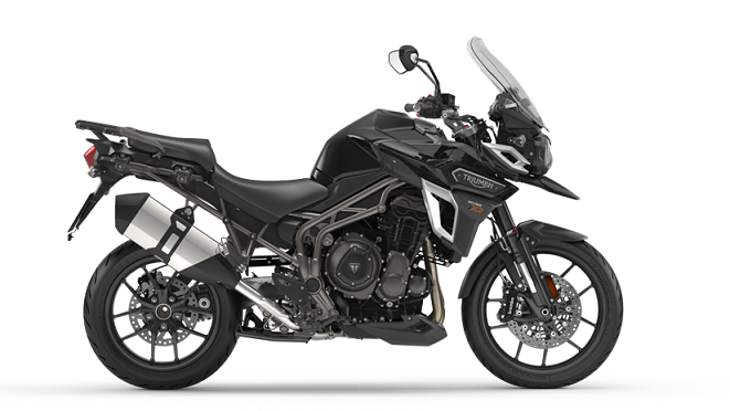 2017 Triumph of Westchester Tiger Explorer XR
