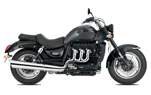 2015 Triumph of Westchester Rocket III Roadster
