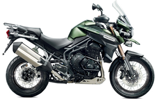 2015 Triumph of Westchester Tiger Explorer XC